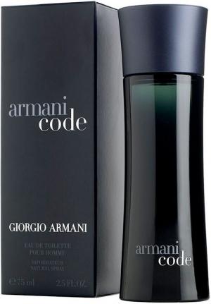 b3a3de8ef143 Мужские духи Armani Black Code Giorgio Armani (H24) - Товары - Fleur ...