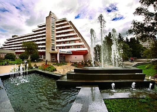 Лечение в санатории Днепр-Бескид