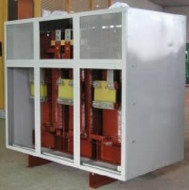 Низковольтные трехфазные трансформаторы серии ТСЗИ