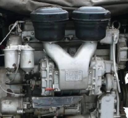 Engine YAZ-204 - 8899 uan.