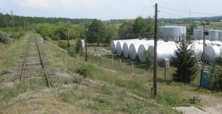 Продам нафтобазу по трассі Київ-Одеса
