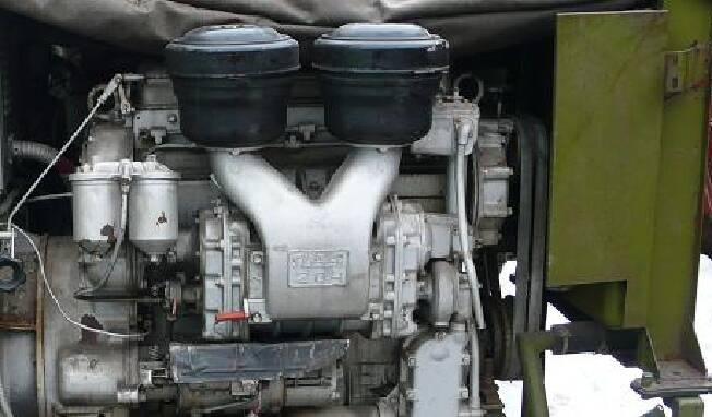 Engine YAZ-204