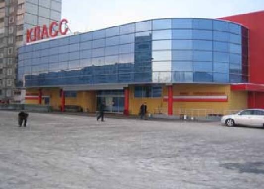 Проекти холодопостачання для супермаркетів, Харків