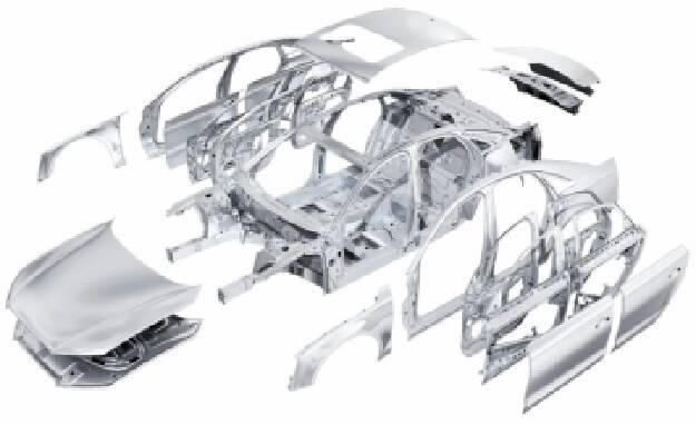 Кузовні запчастини для іномарок за доступною ціною