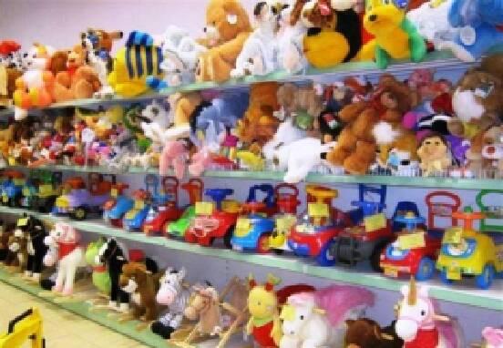 Купуйте іграшки секонд-хенд оптом!