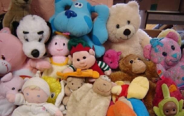 Купуйте іграшки секонд-хенд оптом