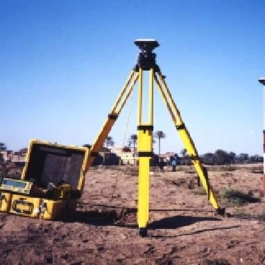 Геодезична зйомка земельної ділянки