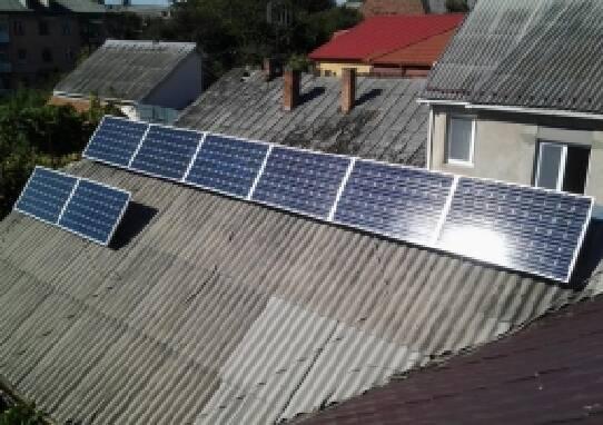 Сонячні колектори (Україна)