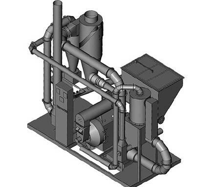 Продаємо надійні блоки грануляції на базі пресів ОГМ 1,5
