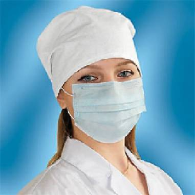 Медична маска для обличчя