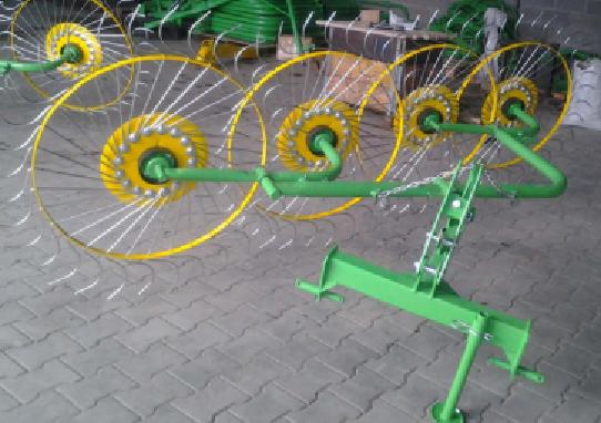 Продаются грабли колесно-пальцевые навесные