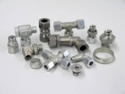 Пропонуємо з'єднувачі високого тиску DIN 2353 в асортименті!