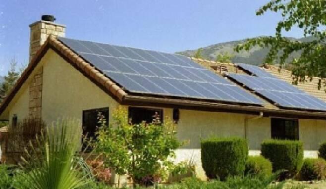У продажу сонячні нагрівачі