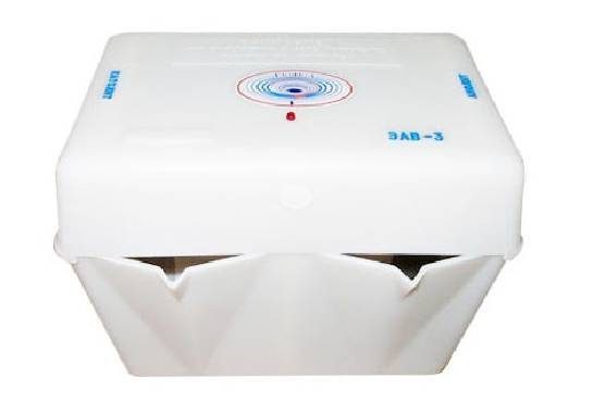 Water purifier Ecovod-3 provides сlarification and improvement of the body .