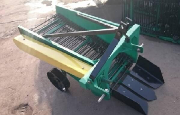 Картоплекопалки КТН-1-60 — прості пристрої для складної роботи