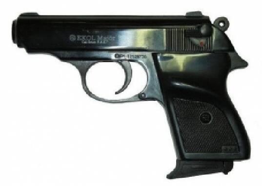В продаже пистолет Ekol Major Black