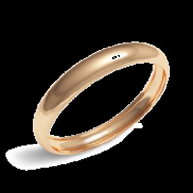 В продаже классические обручальные кольца, цена низкая