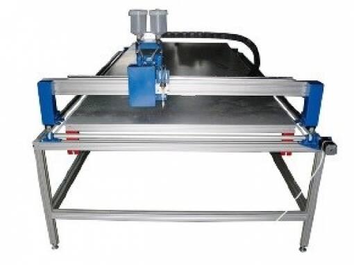 Швидке і легке виробництво вітражів з ЧПУ верстатами