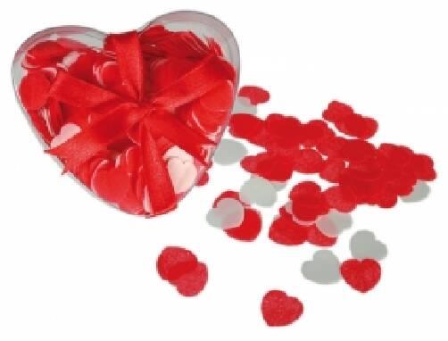 У продажу романтичні конфеті, ціна 112.32 грн