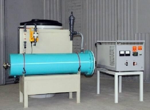 Обладнання для обробки води