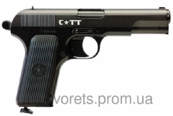 Предлагаем купить пневмопистолет Crosnan C-TT