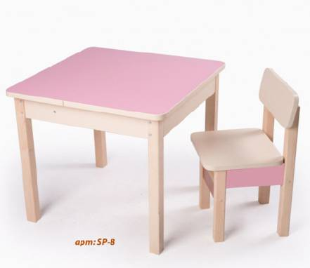 Детские столики и стульчики по доступной цене