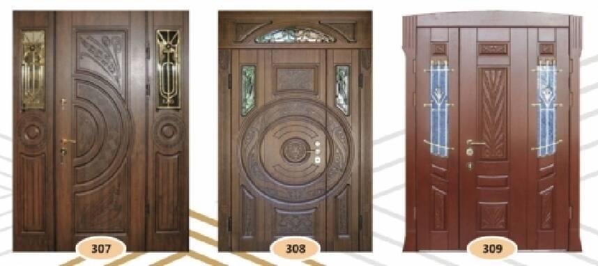 Купити вхідні двері в приватний будинок - ціна від виробника