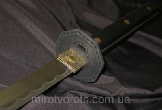 Сувенирное оружие оптом - катана для тренировки (Иайто)