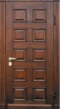 Купити вхідні броньовані двері (Львів), ціни доступні