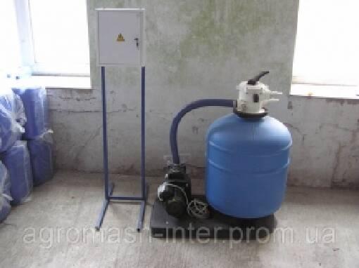 Фільтри механічної очистки води