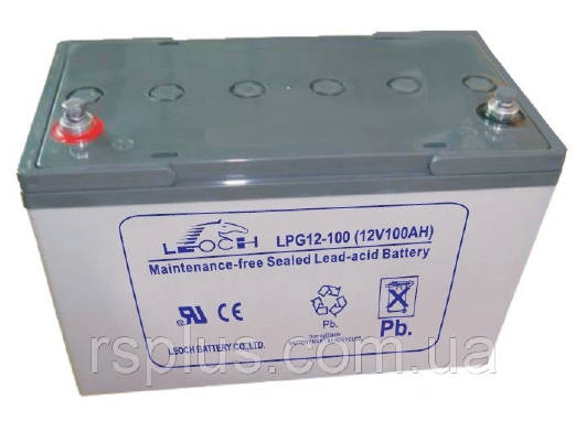 Акумулятор герметизований, купити в ТОВ «РС-БЕЗПЕКА»