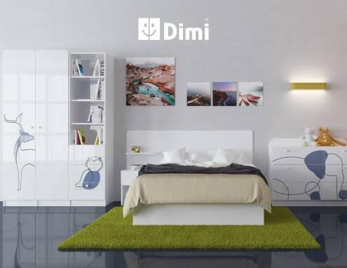 Дизайнерські дитячі меблі на будь-який смак