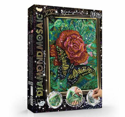 Діамантова мозаїка (діамантова вишивка). Ціна. Купити онлайн