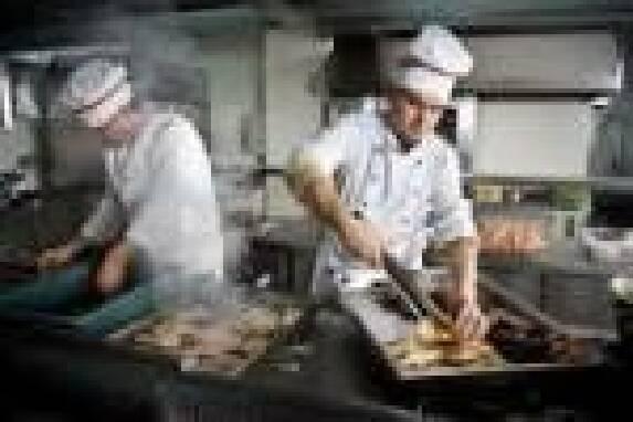 Допомога на кухні