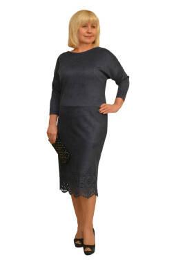 Вишукана сукня, купити в інтернет-магазині «Dimoda»