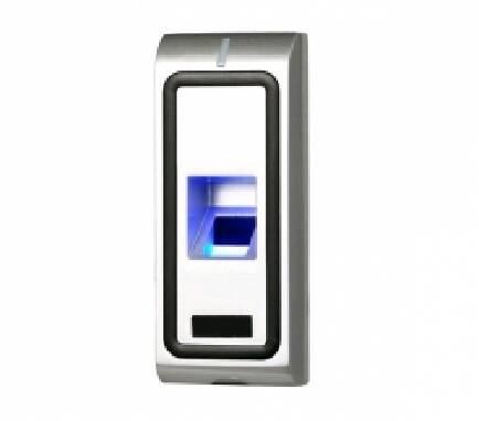 Системи контролю та управління доступом - біометричний зчитувач відбитків пальців і RFID-зчитувач FK F-2