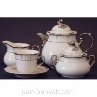 Фарфоровий чайний сервіз. Купити онлайн