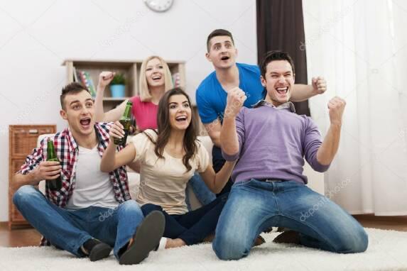 Телевизор с интернетом для вас и ваших друзей!