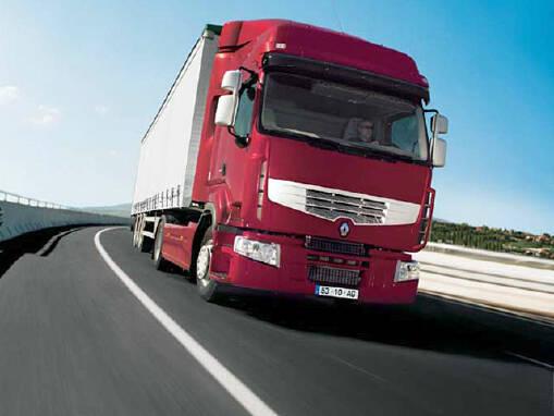 Розбірка вантажівок Рено Преміумнедорого
