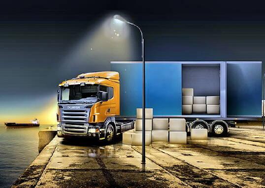 Качественная перевозка малогабаритных грузов
