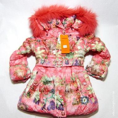 Верхній одяг для дітей оптом від виробника у нас!