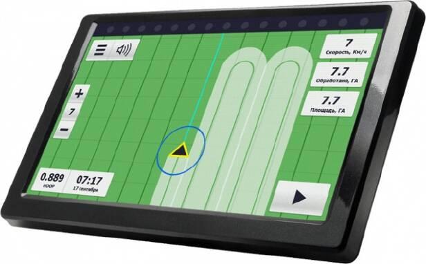 GPS навігатори для сг техніки купити