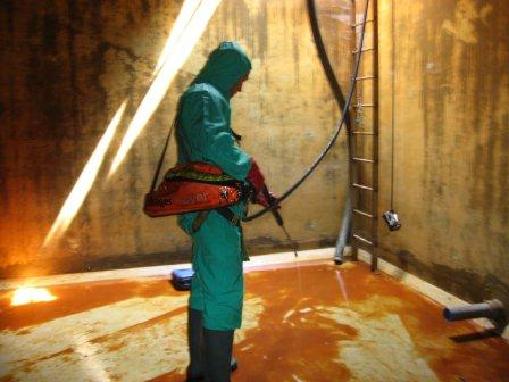 Калібрування резервуарів для нафтопродуктів у Чернівцях