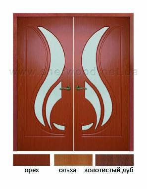 Дизайнерські міжкімнатні двері Рівне
