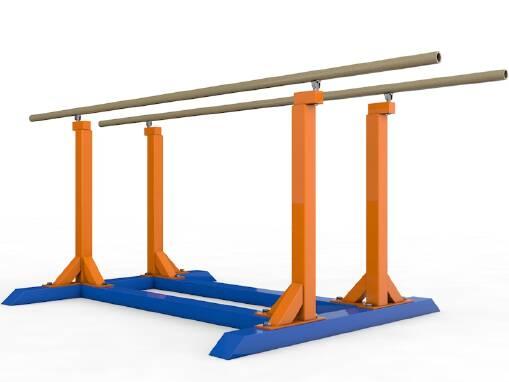 Купити гімнастичні бруси за ціною виробника