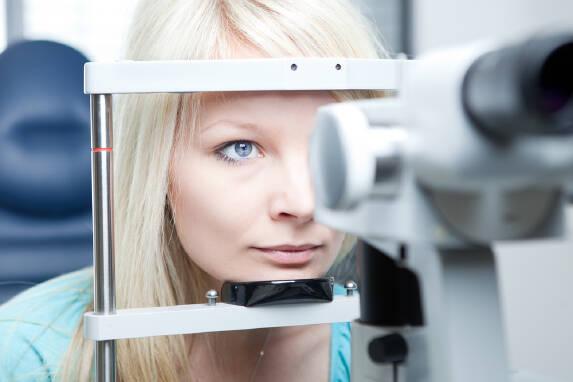 Компьютерная диагностика зрения в Тернопольском Центре коррекции зрения