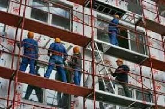 Фасадные работы в Чехии! Нужны специалисты!