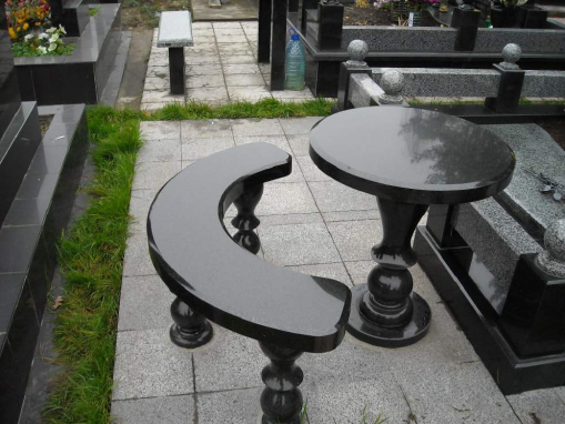 Купити стіл і лавку на кладовище