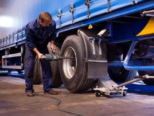 Гарантуємо якісний ремонт причепів і напівпричепів