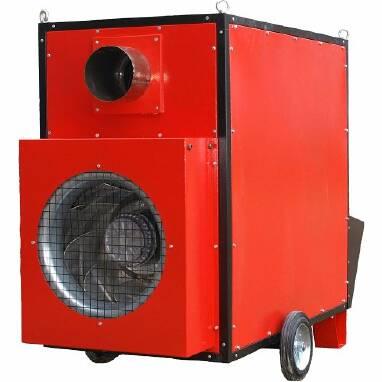 Купити промислові теплогенератори недорого - європейська якість!